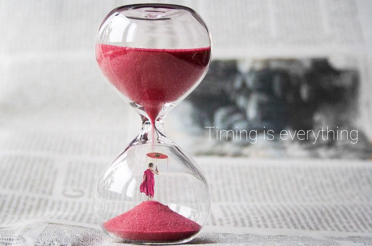 Timing de la négociation - comment négocier son salaire