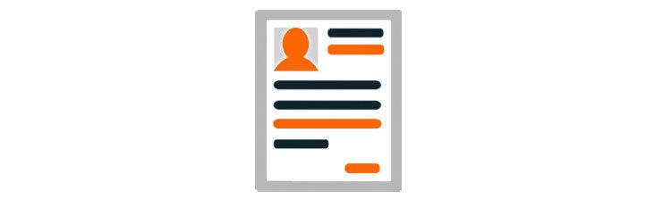 Personnalisation du CV