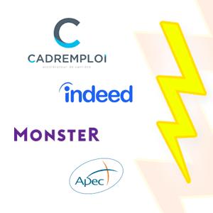 Cadremploi, Indeed, Monster, l'Apec... Quels sont les meilleurs jobboards ?