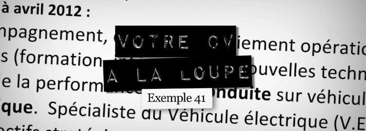Jacques Froissant CV à la loupe