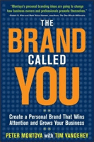 Livre Personal Branding - Brand called you