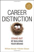 Livre Personal Branding - Career distinction