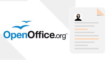 CV gratuit Open Office