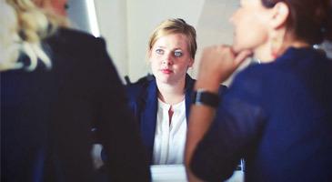entretien d'embauche semi-directif