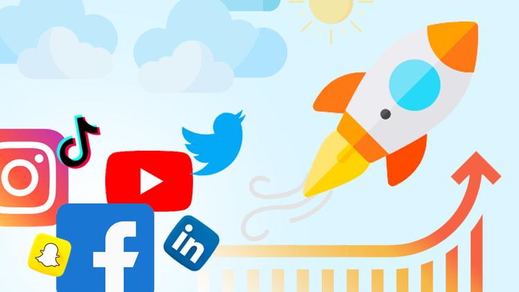 Formation réseaux sociaux online
