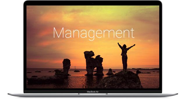 Formation en ligne Management