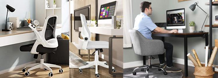 Top 5 des chaises de bureau en télétravail